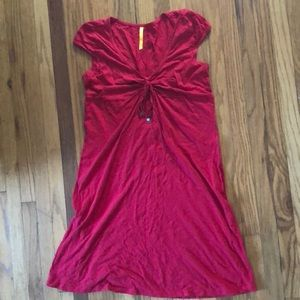 Lole red summer dress